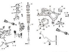 Nismo - Suspension Link & Bush Parts - GT-R - BNR32