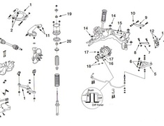 Nismo - Suspension Link & Bush Parts - GT-R - BCNR33- BNR34