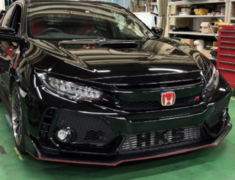 Civic Type R - FK8 - Core: Type R - Size: 695x178x100mm - 13001-AH004