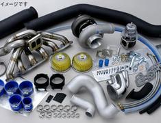 Greddy - Turbo Kit - Mazda RX7 - External Wastegate