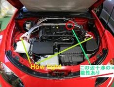 Kansai Service - Tower Bar - Mazda Roadster