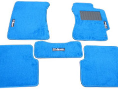 Kansai Service - Kansai Floor mats Imprezza STi (Blue)