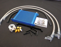 Greddy - Oil Cooler Kit - Nissan