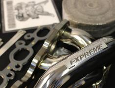 180SX - RS13 - Design: 4-1 - Diameter: 42.7mm - Material: SUS304 - 193086