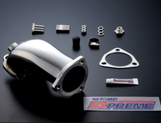 Tomei - Expreme - Extension Pipe - Nissan Silvia