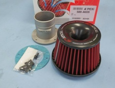 Universal - 500-A026 - Power Intake kit Universal 75mm