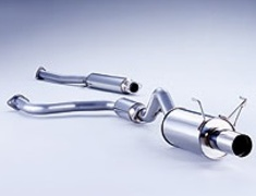 Integra Type R - DC2 - Pieces: 2 - Pipe Size: 60.5mm - Tail Size: 90mm - 160-53034