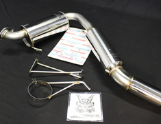Celica - ZZT231 - Pipe Size: 60.5mm - Tail Size: 100mm - 160-23075