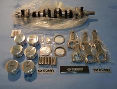 Skyline GT-R - BCNR33 - Without Piston Recess - Capacity: 2738cc - Bore: 86.5mm - 221022