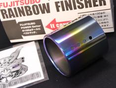 Universal - Material: Titanium - Diameter: 100mm - Length: 101mm - 109-10005