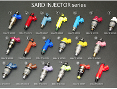 Sard - High Capacity Injectors