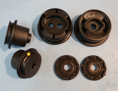 41065-JX000 Toyota - JZX90, JZX100 (Turbo) - Rear Differential Mount Set (13-16) (also for SXE10 Rea
