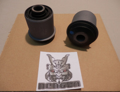 48655-JA800 Toyota - Supra - JZA80 - No. 9 - Front lower arm bush No.2 - Quantity 2