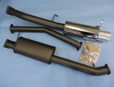 Chaser - JZX100 - 31006-AT006 - Toyota - Chaser E-JZX100 - 3 Piece - Pipe 85mm - Tail 120mm