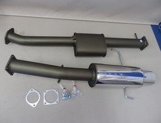 Skyline - R34 GTT - ER34 - 31006-AN015 - Nissan - Skyline ER34 - 2 Piece - Pipe 85mm - Tail 120mm