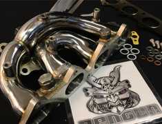 Lancer Evolution IX - CT9A - 193083 - Mitsubishi - EVO IV~IX - Exhaust Manifold Set