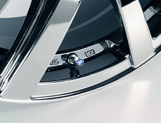Suzuki Sport - Valve Caps