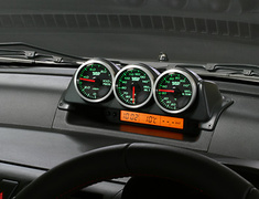 Suzuki Sport - Meter Pod