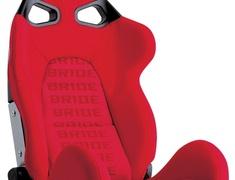 Bride - Cuga - Red Logo