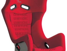 Bride - Maxis III - Carbon - Red Logo