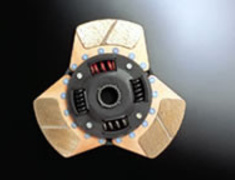 TRD - Clutch Disc - Metal Facing Type