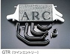 Intercooler - Standard Position - GTR