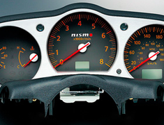 Nismo - Combo Meter - 350Z - 5AT