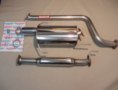 760-23061 Toyota - Celica - ST202 - Pipe 60.5mm - Tail 90mm - 2 Piece