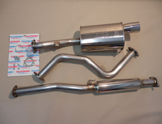 Civic Type R - EK9 - Pieces: 2 - Pipe Size: 60.5mm - Tail Size: 90mm - 760-52052