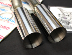 CR-X SiR - EF8 - Pieces: 3 - Pipe Size: 50.8-45-42.7mm - Tail Size: 2x 60.5mm - 750-52433