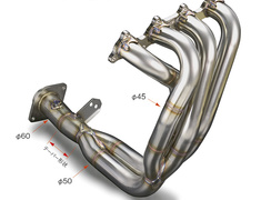 Toda - Exhaust Manifold - Version 2