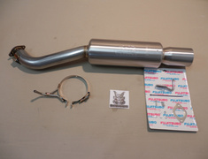 Legacy B4 - BE5 - Pipe 76.3mm - Tail 117mm - 390-64045