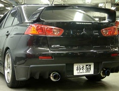 Kakimoto Racing - Regu 06 & R - EVO X