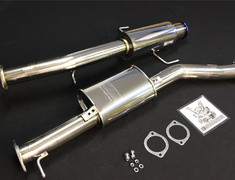 Silvia - S15 - Pipe Size: 80mm - Tail Size: 150mm - N21353