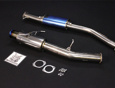 Skyline GT-R - BCNR33 - Pipe Size: 80-90mm - Tail Size: 150mm - N21307
