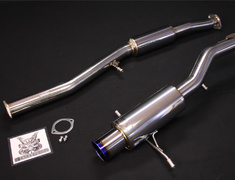 Impreza WRX - GDA - Pipe Size: 80mm - Tail Size: 100mm - B21308