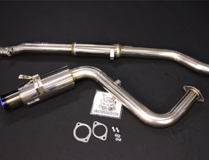 Lancer Evolution IV - CN9A - Pipe Size: 80mm - Tail Size: 100mm - M21306