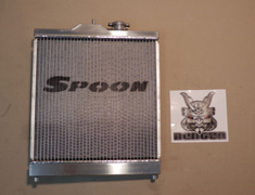 Spoon - Aluminium Radiator