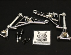 Nagisa Auto - Adjustable Front Lower Arms - Mitsubishi