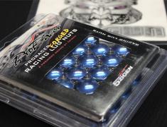 Nissan - Pro Racer - Blue - 20 x M12-1.25 (19Hex) - 4 Locks