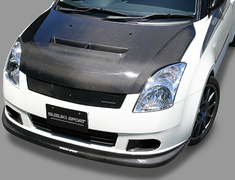 Monster - Air Outlet Carbon Hood