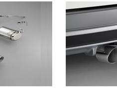 Mugen - Sports Exhaust System - CRV