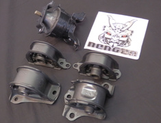 Civic - EK4 - Engine Mount: 5 Piece Set - 50800-XJ1-S0N0