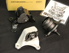Integra - DC5 - Engine Mount: 3 Piece Set - 50800-XK5-S0N0
