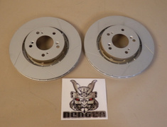 45000-XGER-S200 Honda - Integra Type-R - DC2/DB8 - 10/95-01/98 - Front Rotors only