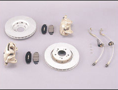Mugen - Active Gate Brake System Kit