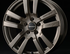 Suzuki Sport - Aluminium Wheel - Type VX