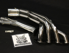 Silk Road - Exhaust Manifold