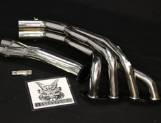 Sprinter Trueno - AE86 - Type 2 - Design: 4-2-1 - Diameter: 42.5 - 50.5 - 63mm - Material: Stainless - 1AB-L203