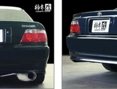 Chaser - JZX100 - Pipe Size: 80mm - Tail Size: 100mm - TS348